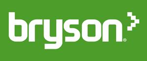 bryson print logo